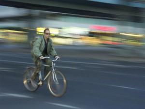 Rower miejski to dobry środek transportu
