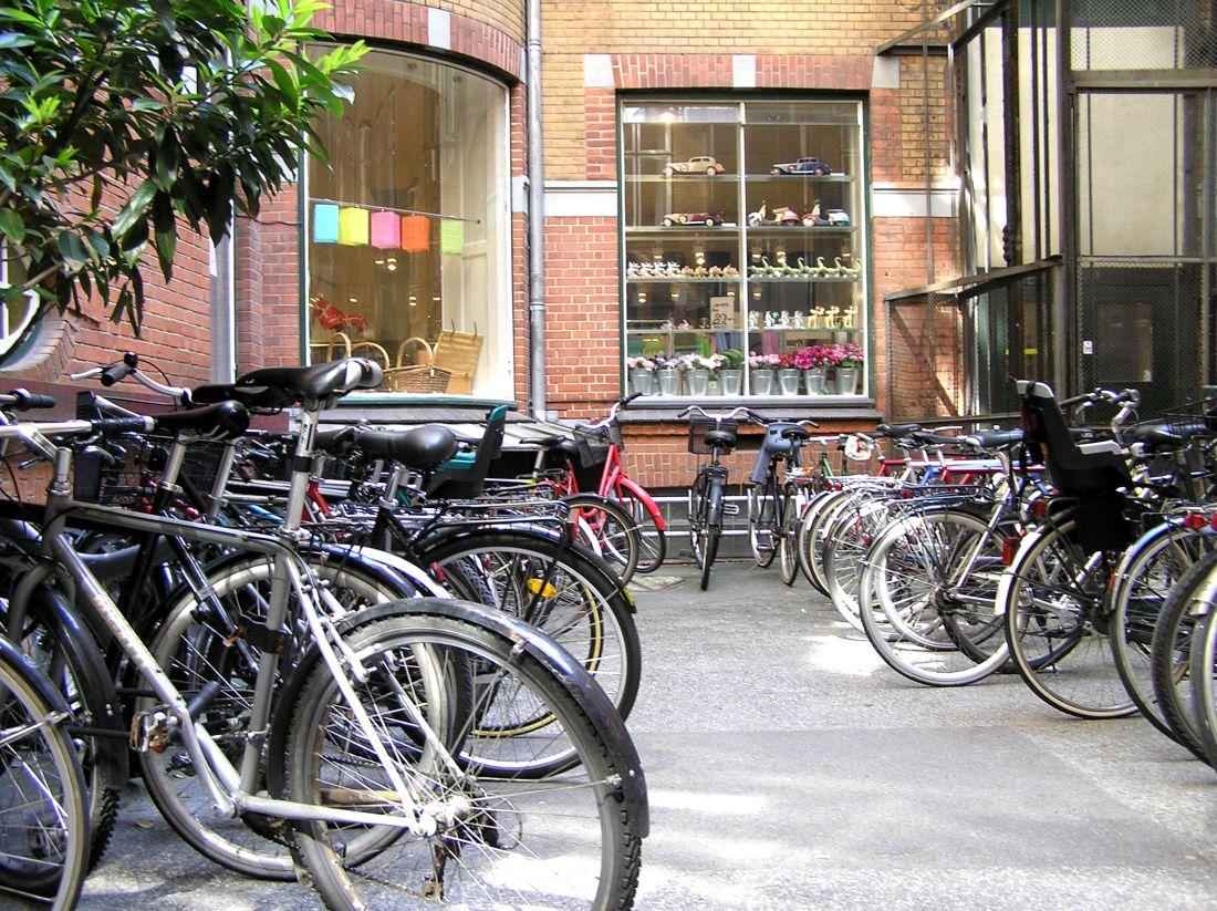 Przepisy dla rowerzystów – parę wybranych