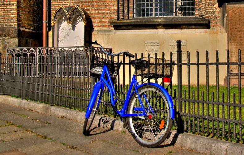 Co zrobić z kradzieżami rowerów?