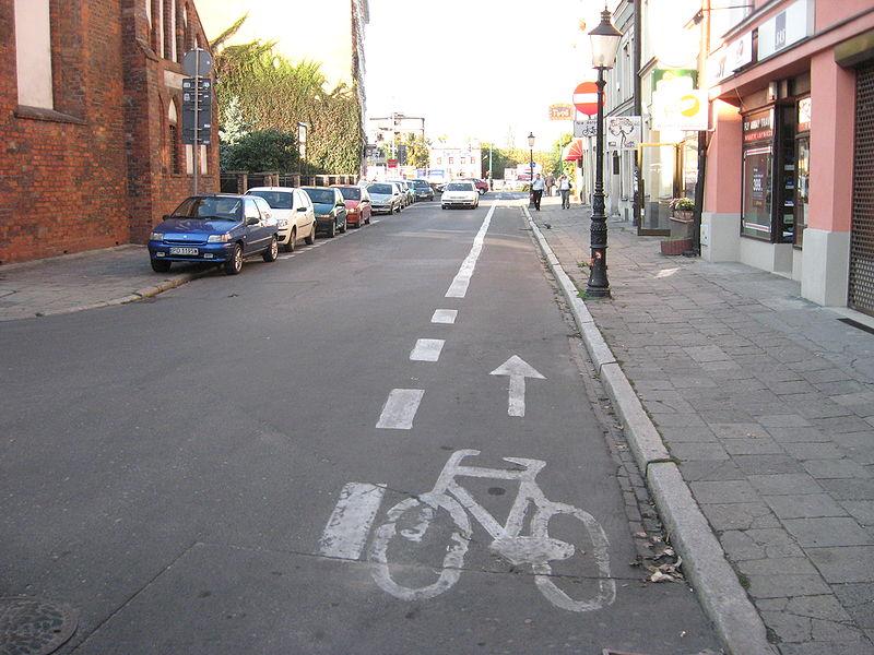 Rowerzyści chcą budowania ścieżek, nie miejskich samochodowych autostrad