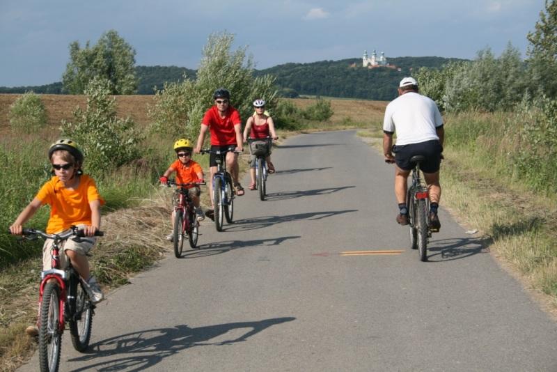 Bursztynowy Szlak rowerowy: Z Krakowa nad morze