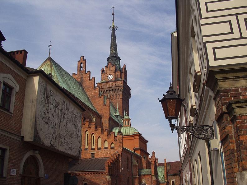Trasa rowerowa Kraków-Tarnów-Rzeszów-Leżajsk