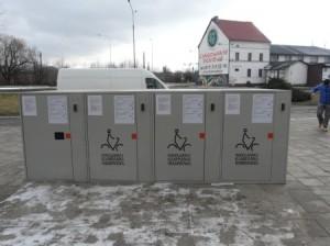 Boksy rowerowe we Wrocławiu