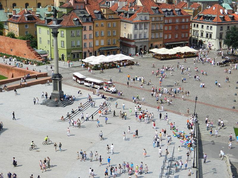 Chcesz jeździć rowerem po warszawskiej Starówce? Zagłosuj w sondzie