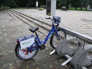 Rowery w Krakowie