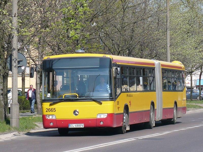 Łódź jednak bez rowerów na buspasach