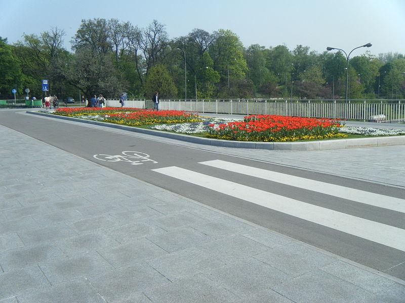 Drogi rowerowe w Warszawie: zobacz mapę