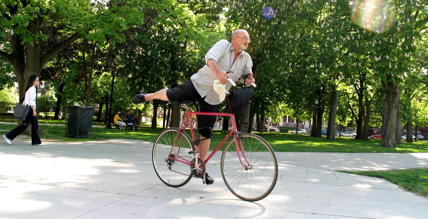 Nie krzyżuj łańcucha! Po co niszczyć rower…