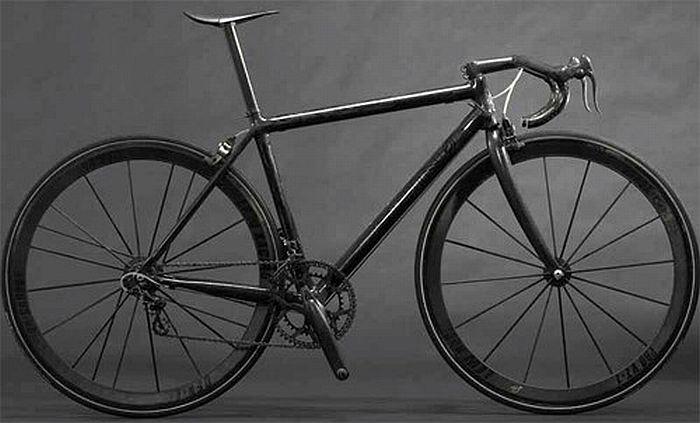 Najlżejszy rower na świecie. Waży zaledwie…
