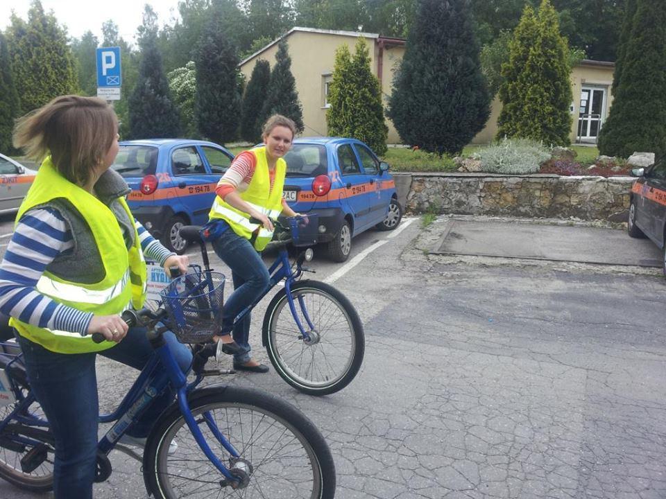 Kraków: Urzędnicy na rowerach, dopóki nie dostaną ich mieszkańcy. To już niedługo