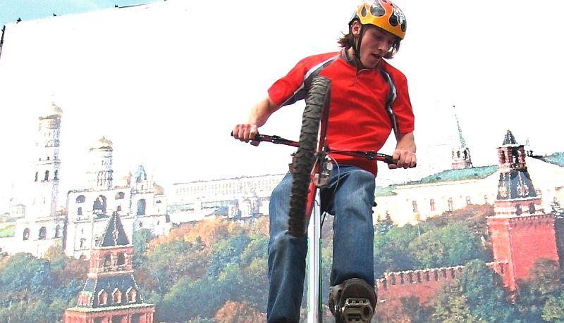 Moskwa też ma miejskie wypożyczalnie rowerów