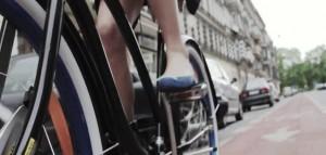 Rower na ściezce