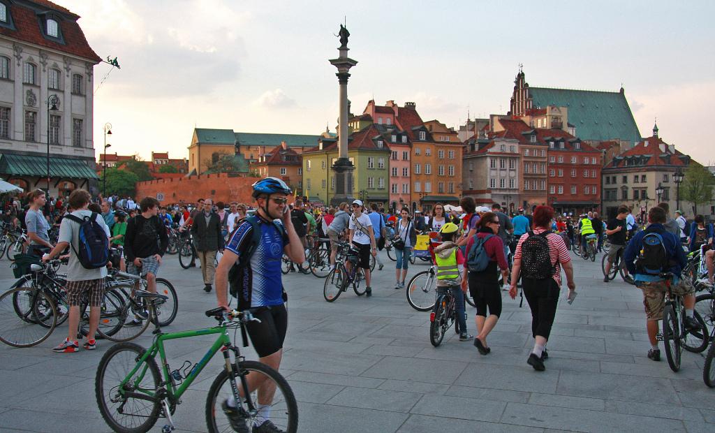 Czy Polska jest rowerowym krajem?