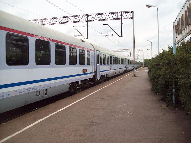 Przewóz roweru w pociągach PKP IC [poradnik]