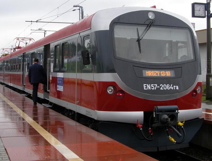 Przewóz roweru w pociągach kolei Przewozy Regionalne [poradnik 2013]
