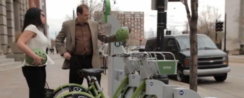 Ameryka też jest za miejskimi wypożyczalniami rowerów