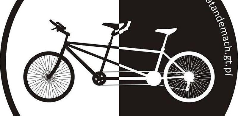 Pomagają niewidomym jeździć na rowerze