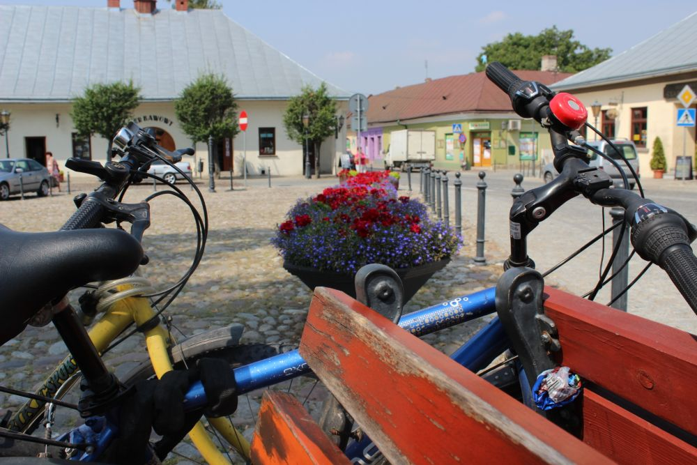Trasa rowerowa Nowy Sącz – Kraków