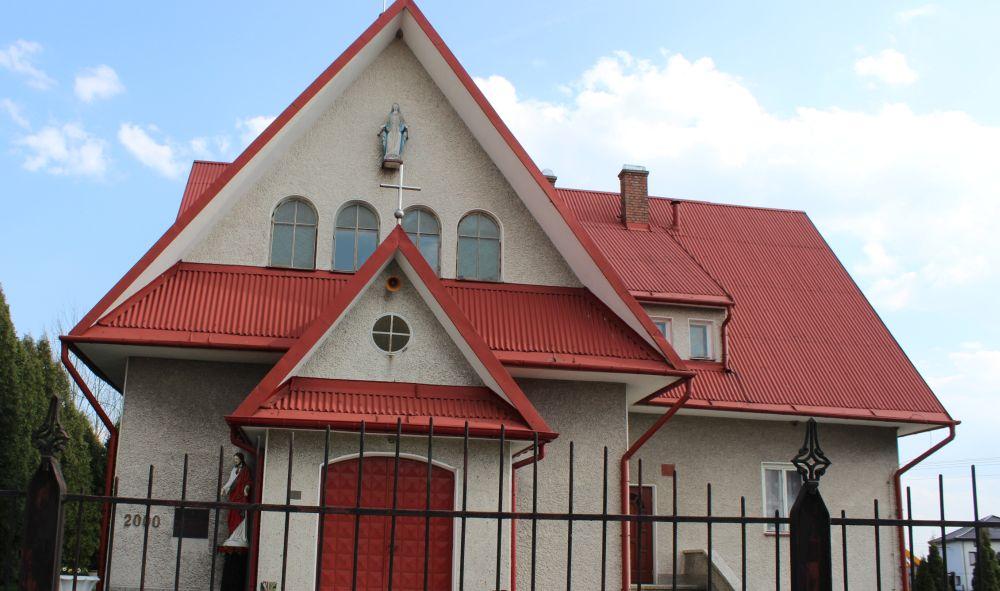 kościół przylasek