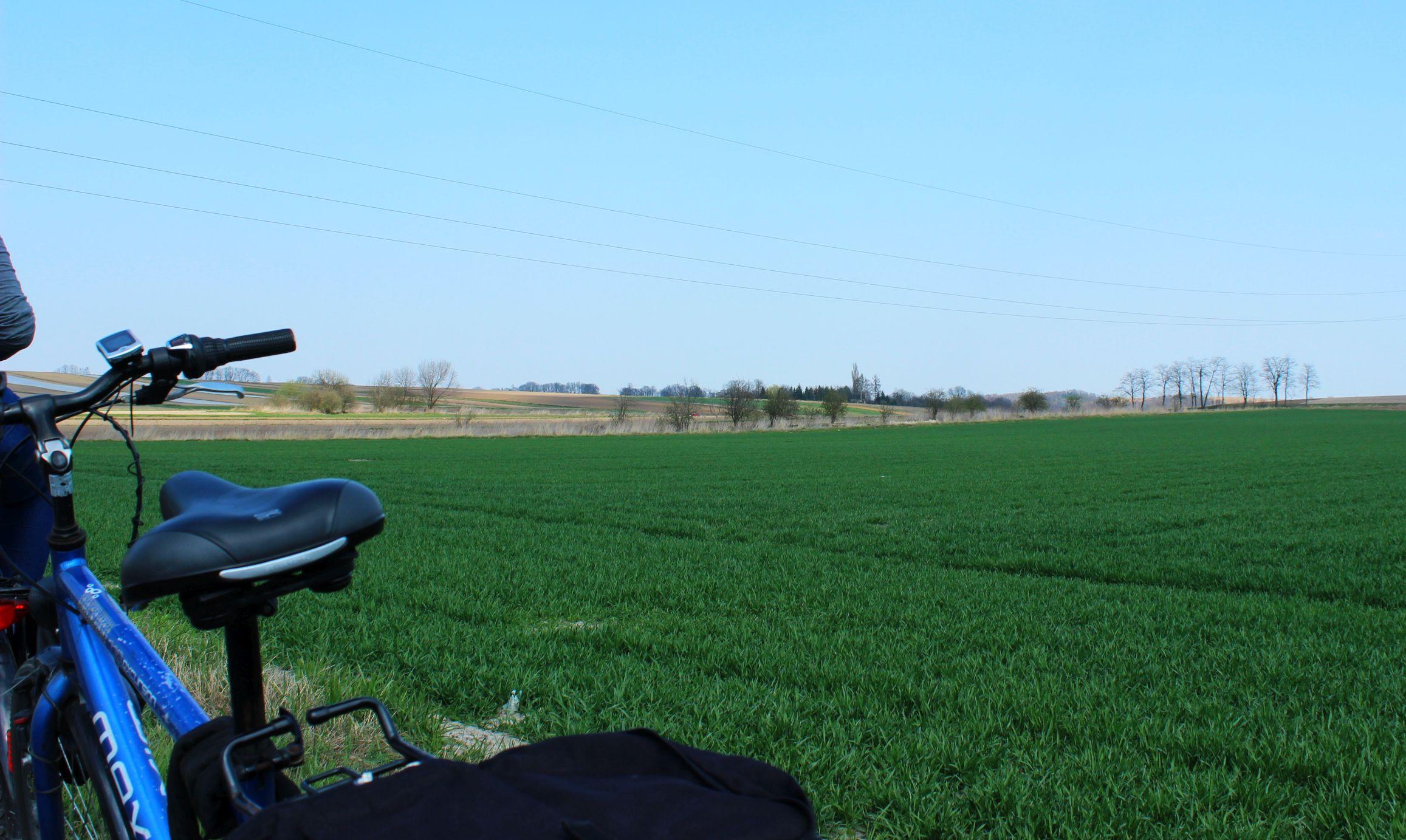 Wycieczka rowerowa Nowa Huta – Niepołomice [mapa+zdjęcia]